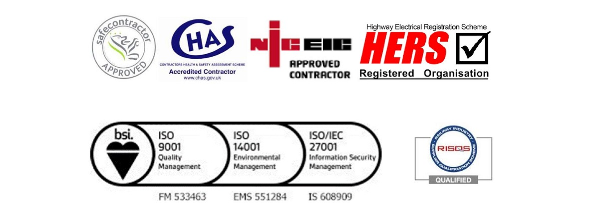 Company Accreditations