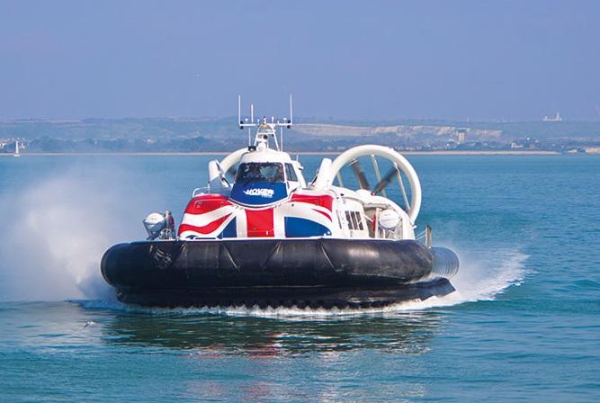 Marine Hovercraft