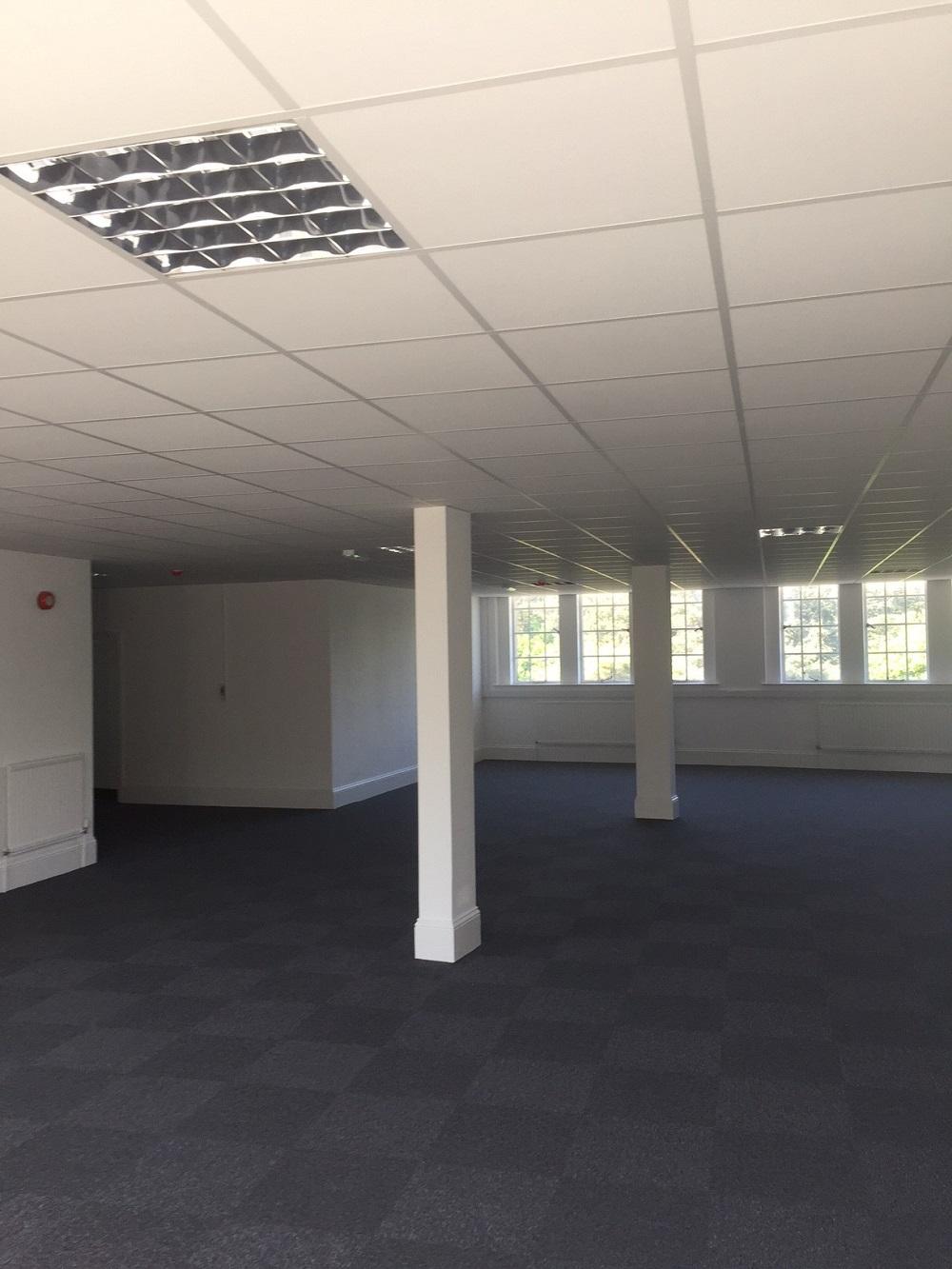Morgan Management - Office refurbishment